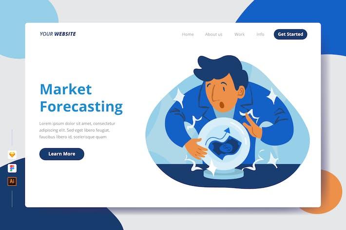 Marktprognose - Zielseite