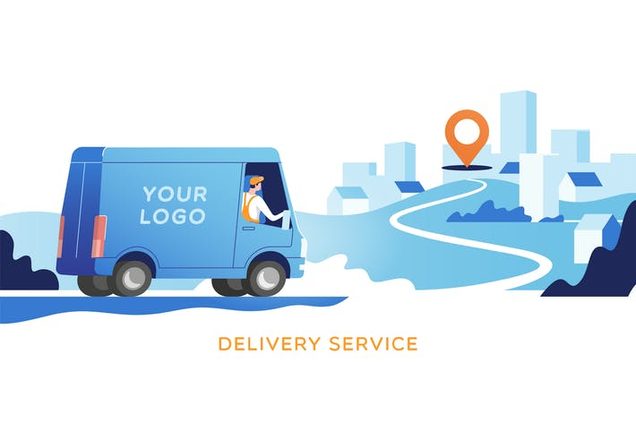 Thumbnail for Express Delivery Services and Logistics