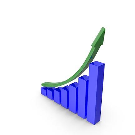 Gráfico de crecimiento