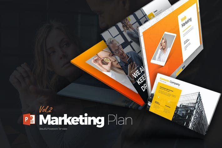 Thumbnail for Marketing Plan Vol 2