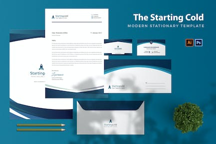 Starting Cold - Stationary