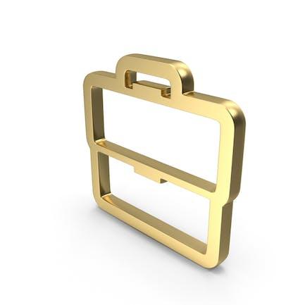 Icono del Logo maletín