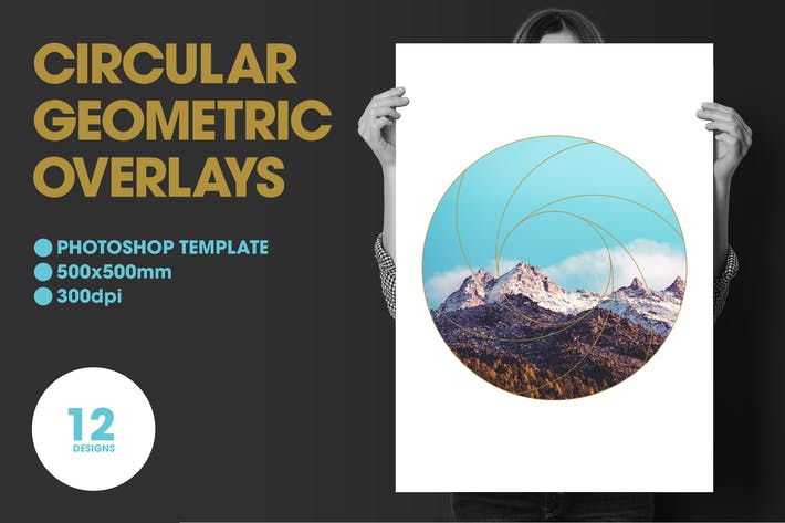 Thumbnail for Circular Geometric Overlays