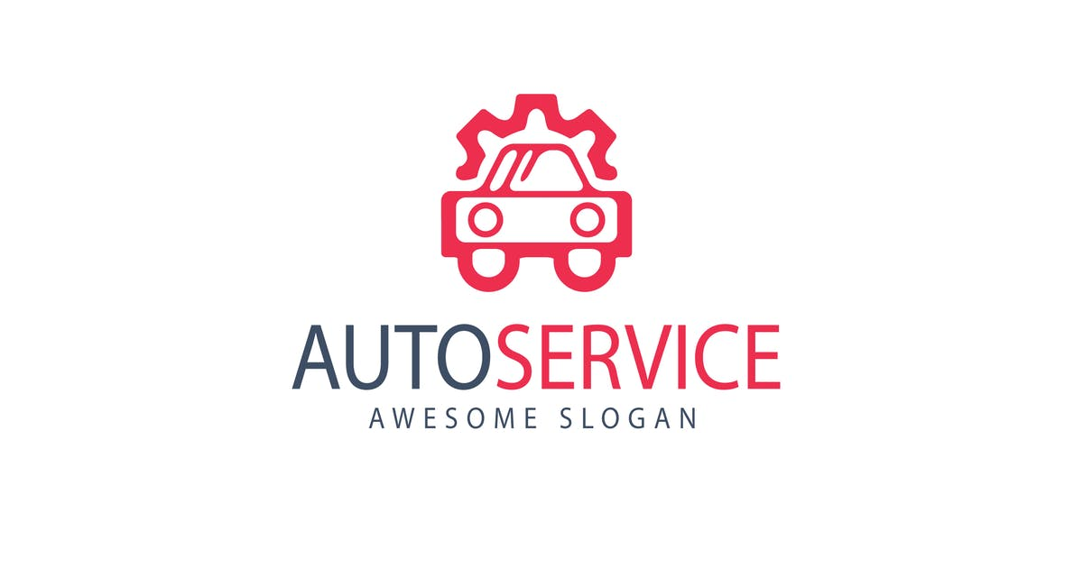 Download Auto Service Logo Template by Be_Themes