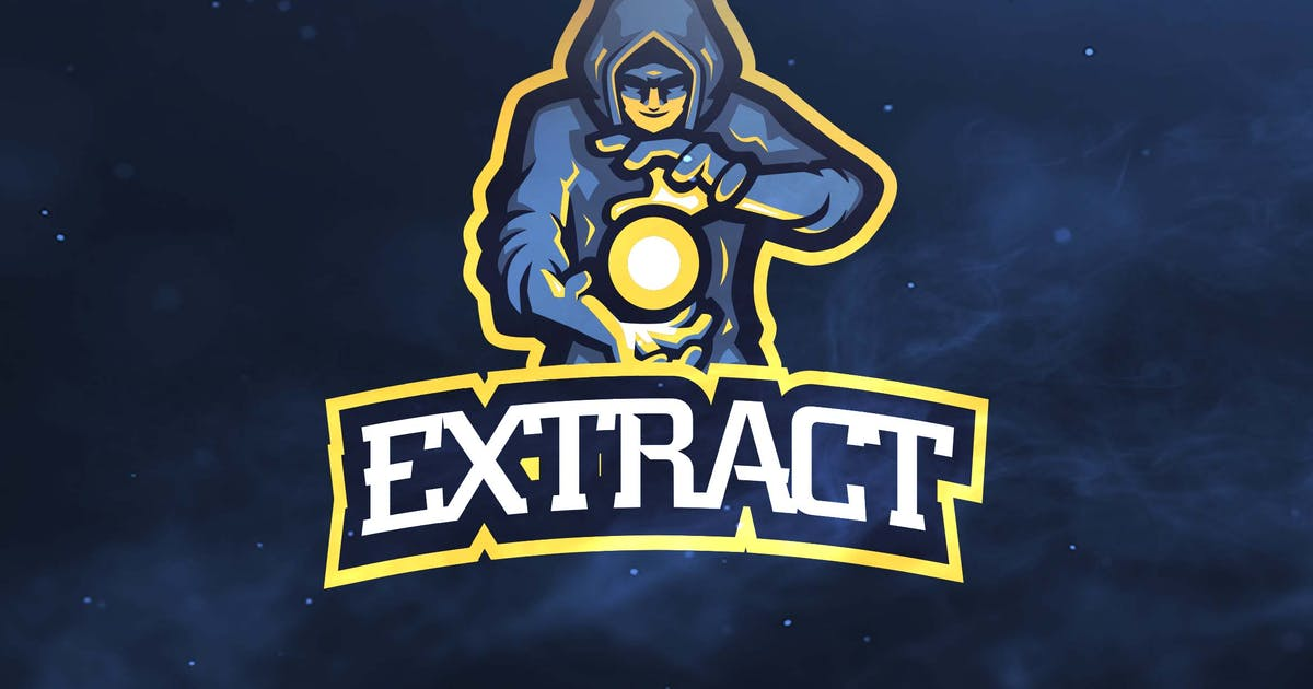 Download Extract Sport and Esports Logos by ovozdigital