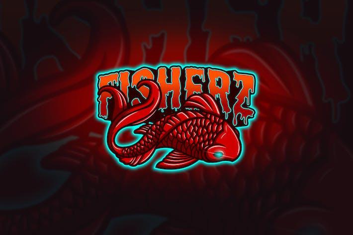 Thumbnail for FIsh - Mascot & Esport Logo