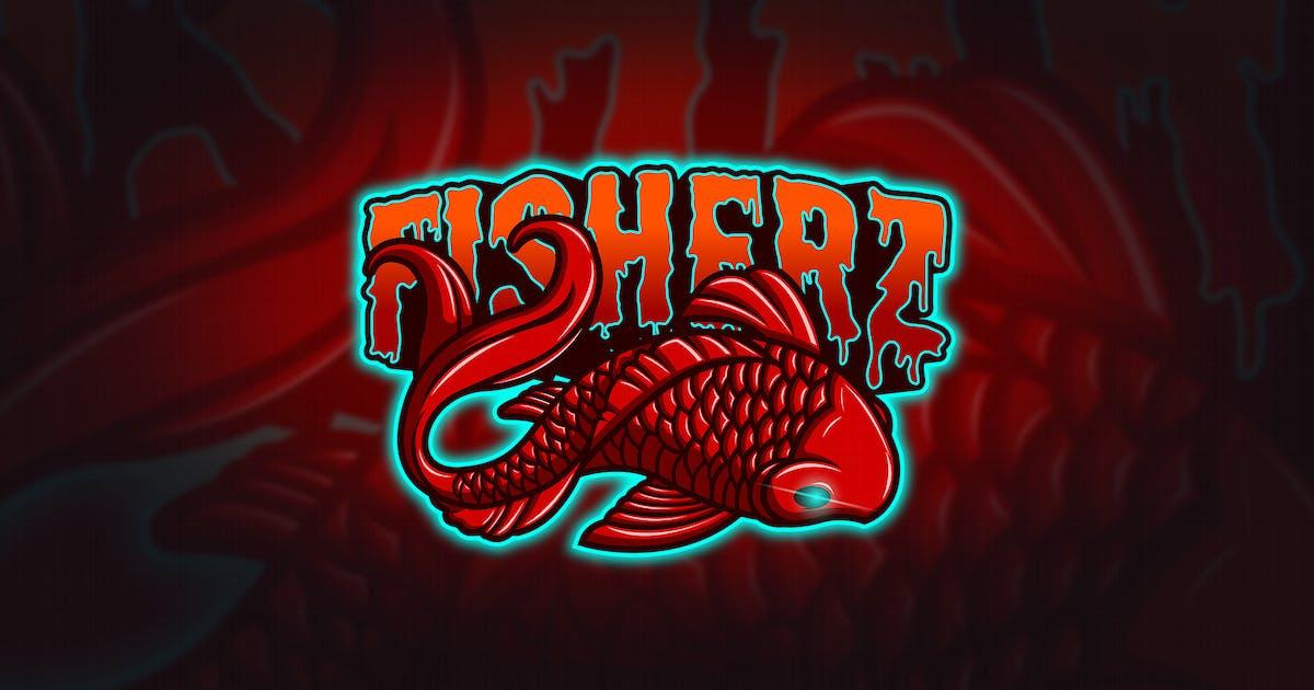 Download FIsh - Mascot & Esport Logo by aqrstudio