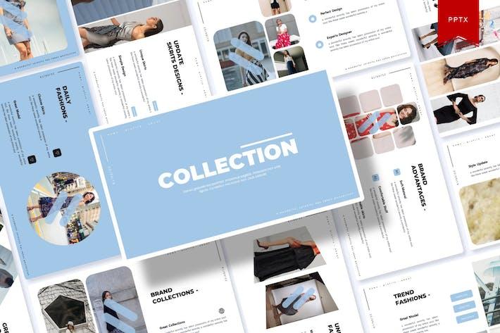 Thumbnail for Коллекция | Шаблон Powerpoint