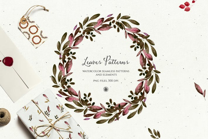 Thumbnail for Leaves Patterns