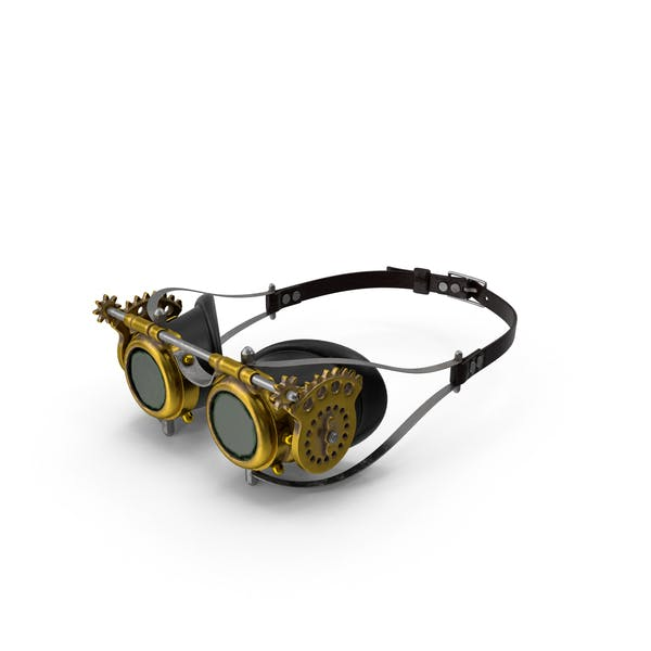 Thumbnail for Steampunk Glasses