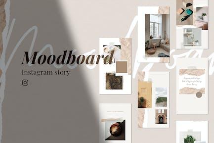 Moodboard Instastory