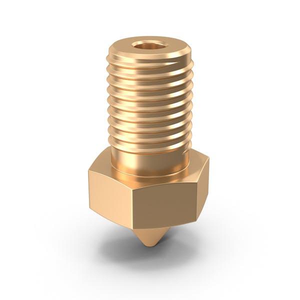 Thumbnail for 3D Printer Nozzle