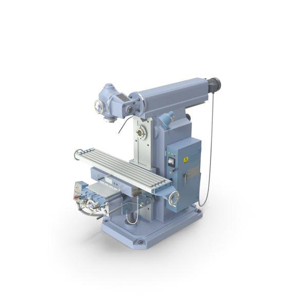 Fresadora de máquina herramienta