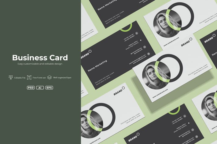 Thumbnail for SRTP - Business Card.v08