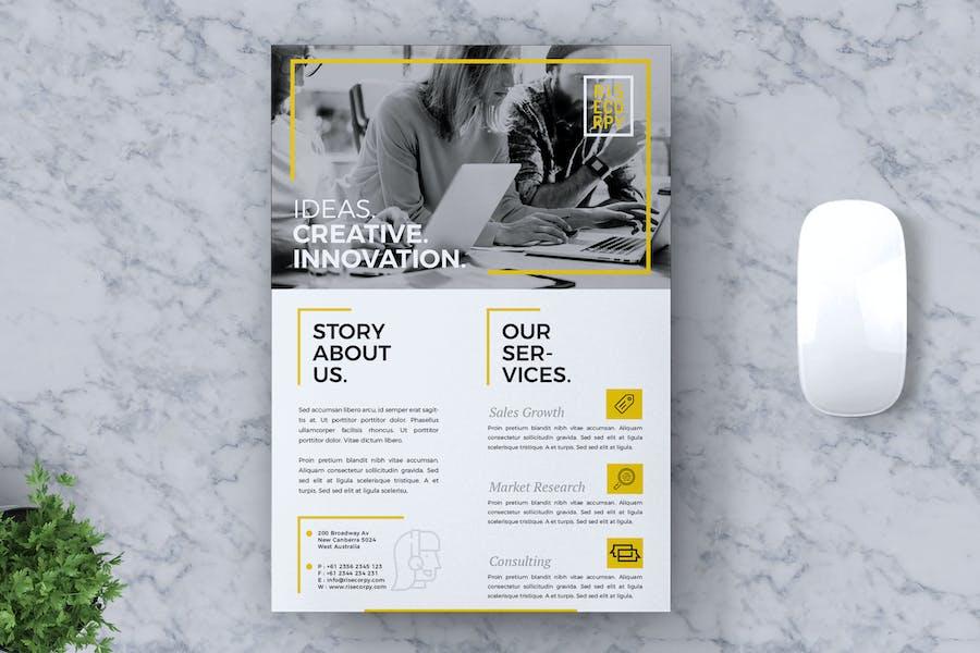 Creative Corporate Flyer Vol. 10
