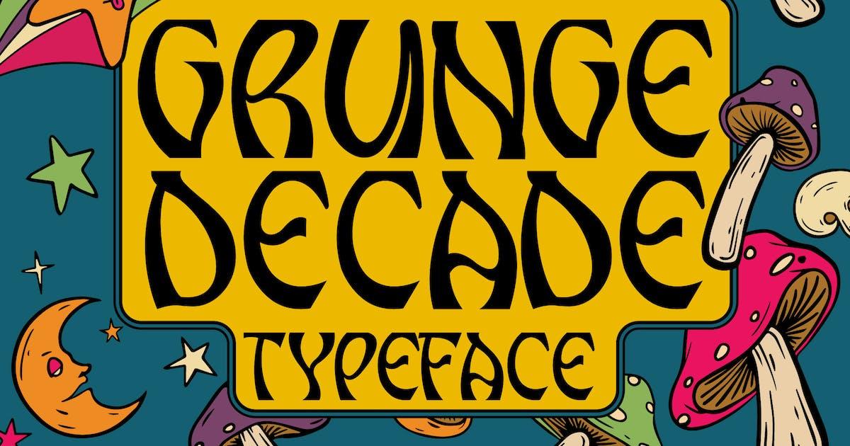 Download Grunge Decade by alit_design