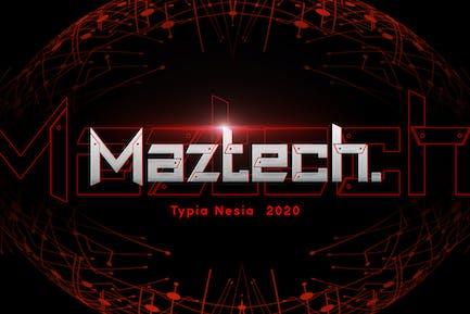 Maztech - Fuente de tecnología militar