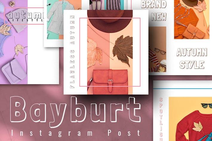 Thumbnail for Bayburt Instagram Beitrag