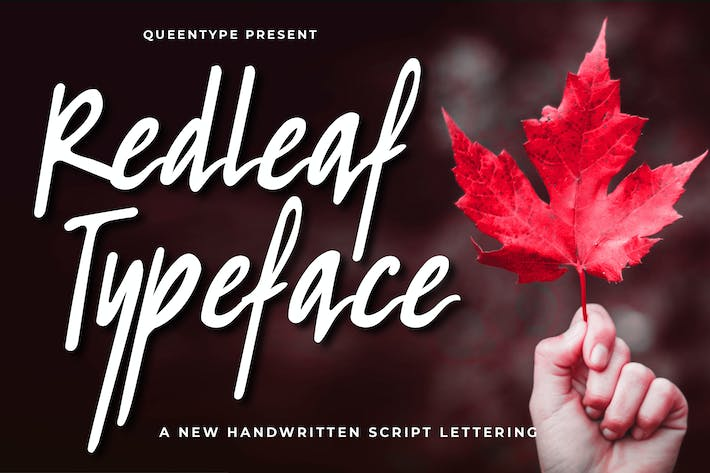 Thumbnail for Redleaf Typeface