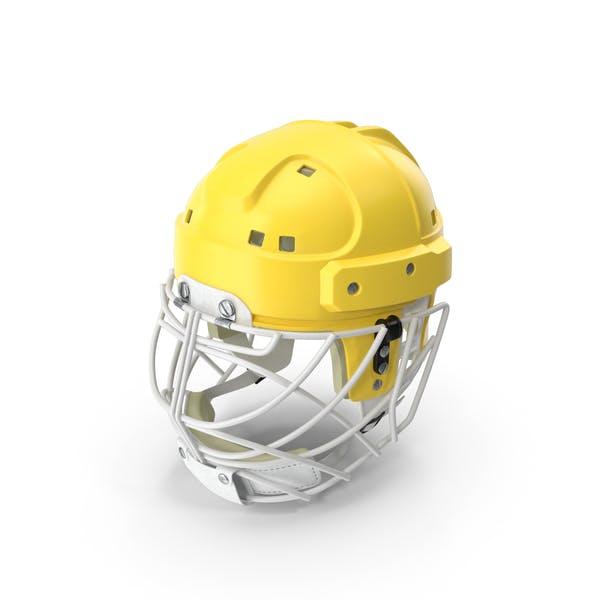 Eishockey-Helm-Schutzmaske