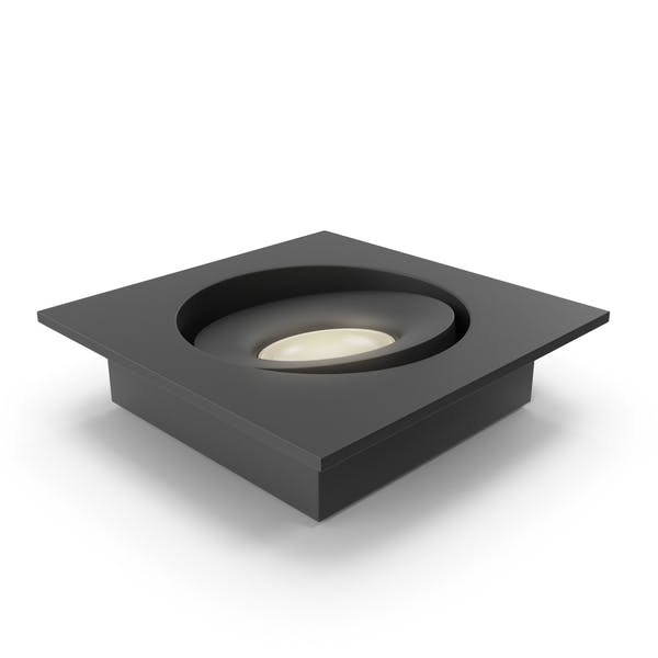 Cover Image for Встроенный пятно света черный