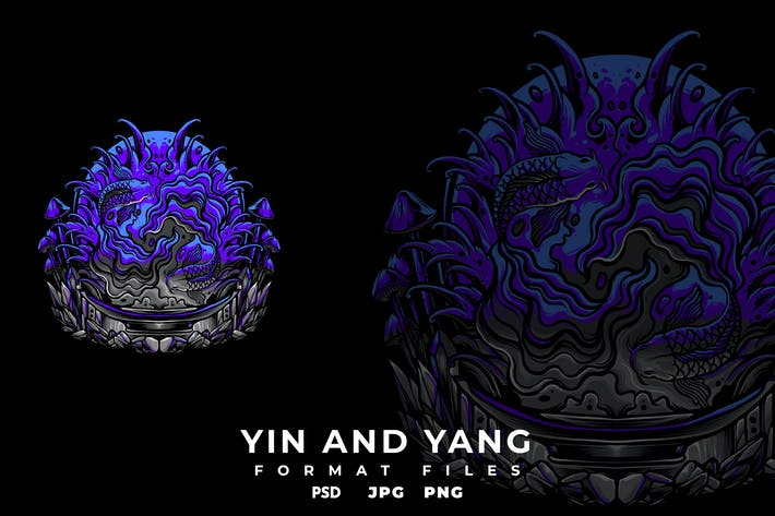 Thumbnail for YIN AND YANG