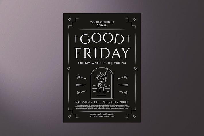 Thumbnail for Good Friday Flyer