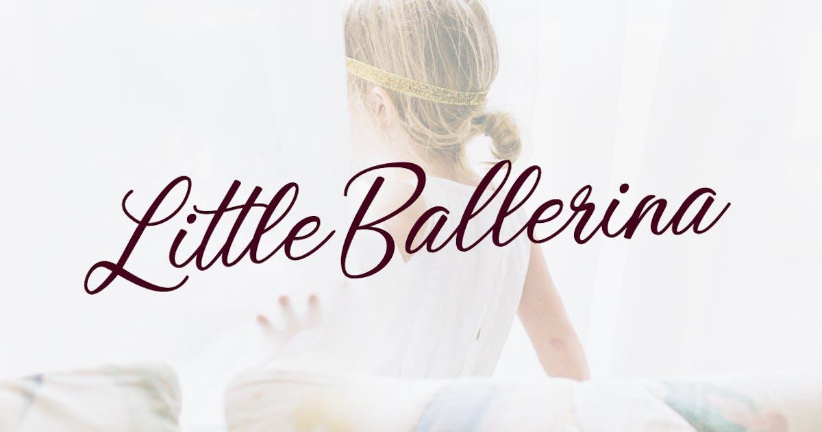 Download Little Ballerina by yipianesia
