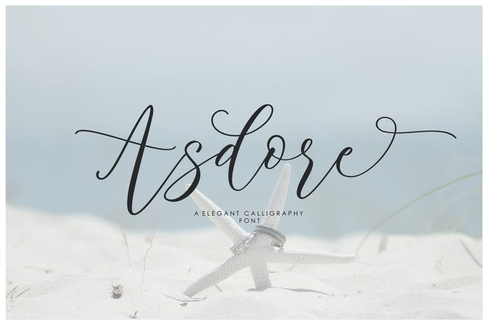 Thumbnail for Asdore Script