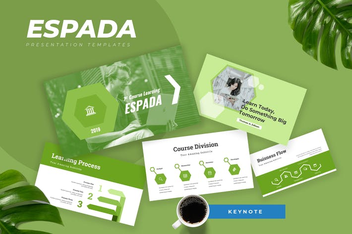 Thumbnail for Espada - Education Keynote Presentation