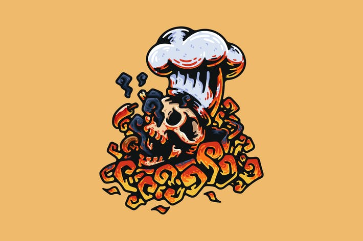 Thumbnail for Cooking Skull Head