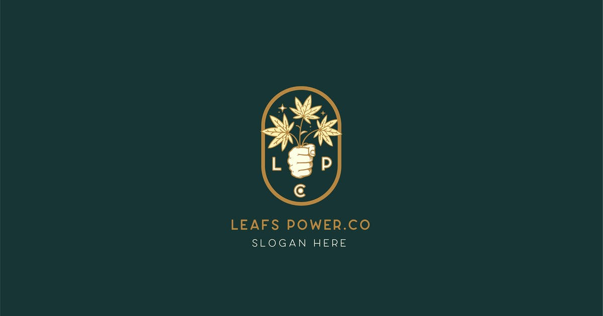 Download Leafs Power Logo Template by NEWFLIX