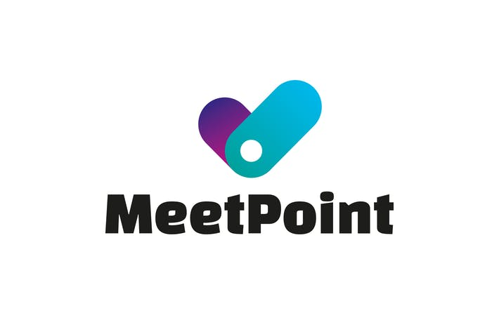 Cover Image For MeetPoint Logo