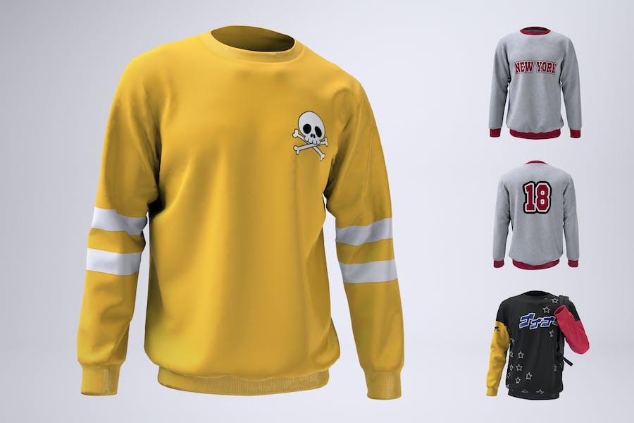 Sweatshirt Mock-Up