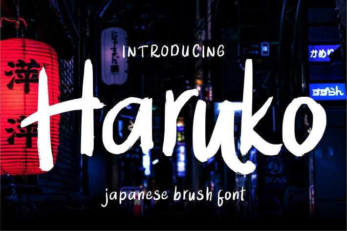 Thumbnail for Haruko - Fuente Pincel
