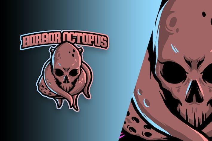 Thumbnail for Octopus Esport Logo Vol. 5