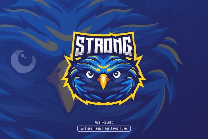 Thumbnail for Bird Esport Logo