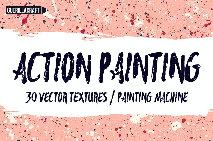 Thumbnail for Action Painting Textures
