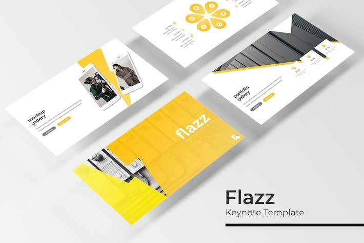 Thumbnail for Flazz - Plantilla de Keynote