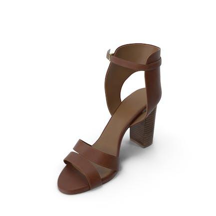 Zapatos Mujer Marrón