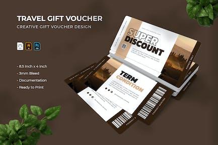 Travel Soft   Gift Voucher
