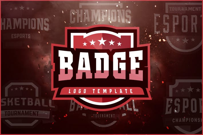 Thumbnail for 60 BADGE LOGO TEMPLATE