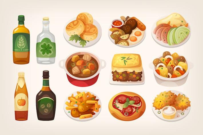 Thumbnail for Irish Cuisine