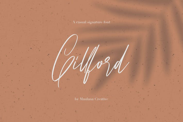 Gillford Casual Signature Fuente