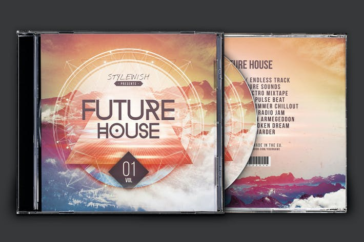 Thumbnail for Future House CD Cover Artwork