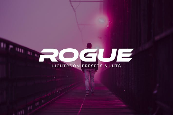 Thumbnail for Rogue - Lightroom Presets and LUTs