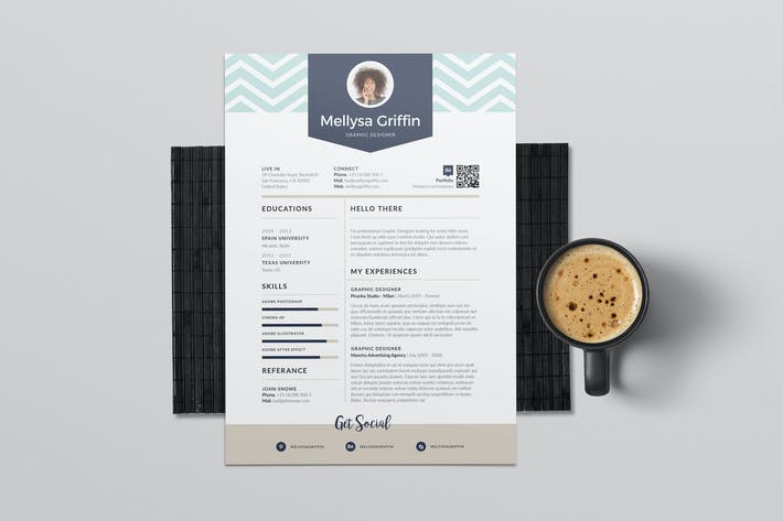 Cover Image For Resume