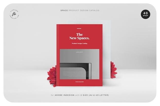 Spaces Product Design Catalog