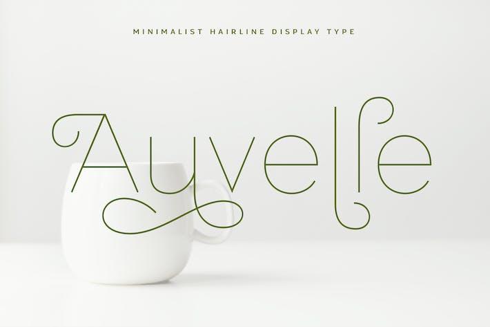 Thumbnail for Auvelle