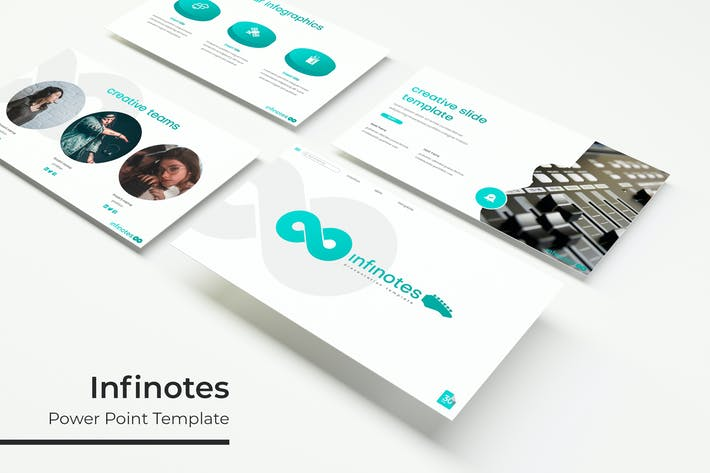 Thumbnail for Infinotes - Powerpoint Template